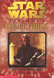 Title: The Fury of Darth Maul Star Wars Episode 1 Adventu
