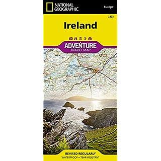 Ireland (National Geographic Adventure Map, Band 3303)