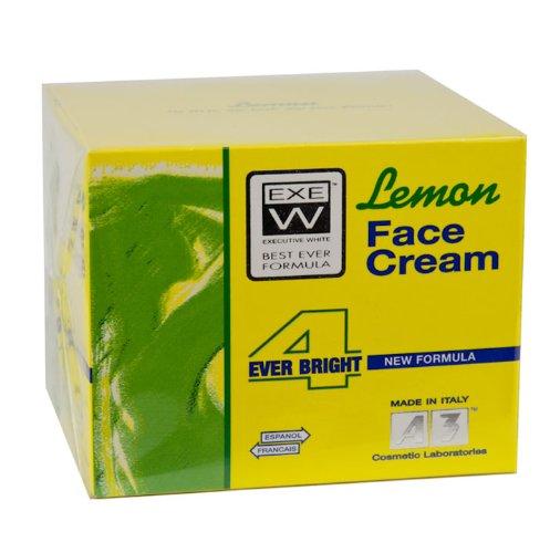 A3 Lemon Executive White Face Cream 500ml - Ultra Moisturizing Body Cream