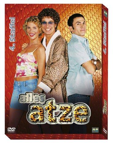 Sony Pictures Home Entertainment Alles Atze - 4. Staffel, 7 Folgen + Bonusfolge [2 DVDs]