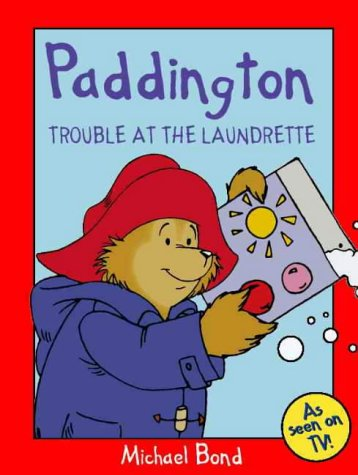 Paddington, trouble at the launderette