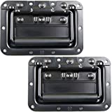 Adam Hall Hardware 34082BLK M2 AH - 2er Set Klappgriff