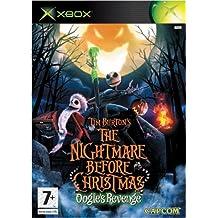 Tim Burton's Nightmare Before Christmas (Xbox)