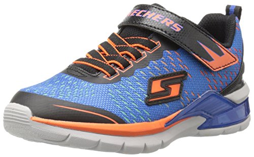 Skechers Jungen Erupters Ii Lava Arc Low-Top, Blau (BLOR), 29 EU (Arc-top)