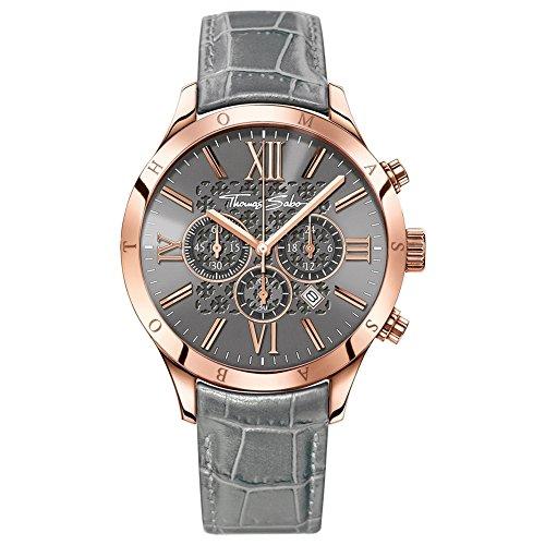 Reloj Thomas Sabo - Hombre WA0227-274-210-43mm