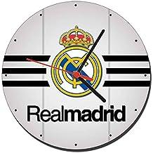 Real Madrid C.F. C Reloj de Pared Wall Clock 20cm