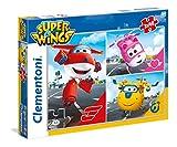 Clementoni 52241 - Puzzle 3X48 Superwings