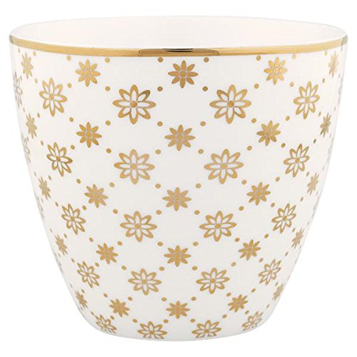 GreenGate- Latte cup - Laurie gold NBC Gold Cup