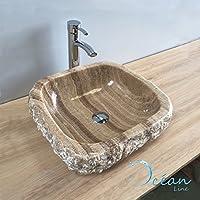 Amazon.fr   Ocean Line - Lavabos de salle de bain   Installations ... 4ce953640186
