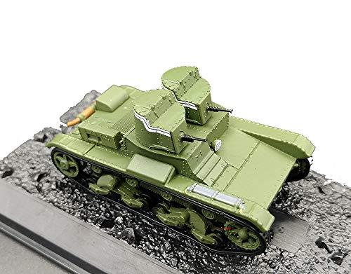 Modell Spielzeug, Weltkrieg IW T-26 leichte Panzer Fertigmodell, Retro militärische dekorative Souvenirs (Ein Panzer Weltkrieg Modell)
