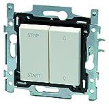 Niko 790877100Original Schalter für Rolladen weiß