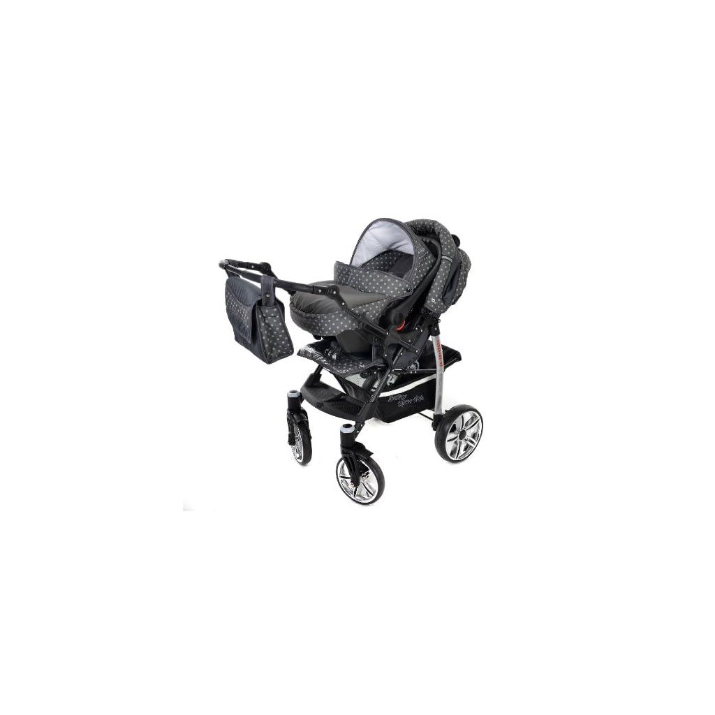 3 wheeler pushchair  Buggy, Pram, Strollers and All-terrain Pushchairs 519DRnPBboL