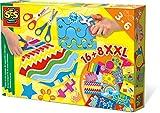 Ses - 14828 - Loisirs Créatifs - J'apprends À Découper Super Set XXL