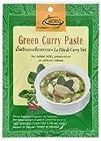 Aromax Currypaste, grün, Packung, 50 g