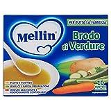 Gemüsebrühe Brodo Verdure Istantaneo 10 Bustine 8 G