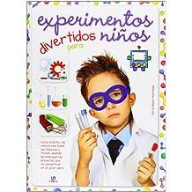 Experimentos Divertidos Para Niños (Miniactividades)