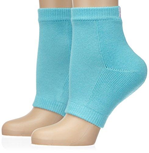 alessandro Pedix Heel Repair Socks, 1er Pack (1 x 1 Stück) (Feuchtigkeitsspendende Nagelpflege)
