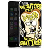 Apple iPhone 6s Hülle Schutz Hard Case Cover We Butter The Bread With Butter Fanartikel Merchandise Deathcore