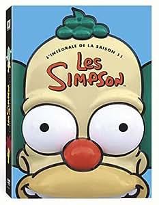 Les Simpson - La Saison 11 [Coffret Collector - Édition limitée]