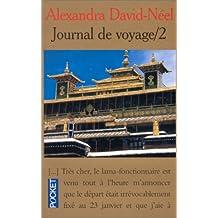 Journal de voyage 2