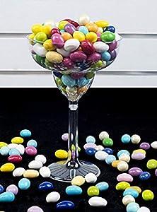 bigiemme copa Margarita plástico Ø 16X de altura, Multicolor, 5nm14335it