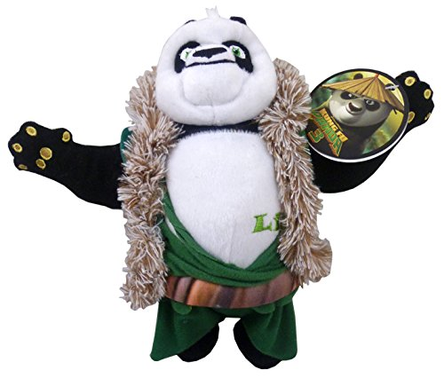 24cm de DreamWorks Kung Fu Panda 3 Juguete suave - LI Carácter