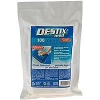 DESTIX Desinfektionstücher im Nachfüllpack, 13x20 cm, 100 Stück preisvergleich bei billige-tabletten.eu