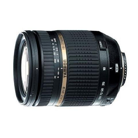 Tamron 18-270mm F/3,5-6,3 Di II VC LD ASL IF Macro Objektiv (72 mm Filtergewinde) für Nikon
