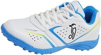 Kookaburra Pro 215Zapatilla de Cricket de goma cordones calzado Running Sports Trainers