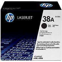 HP Q1338A - Cartucho de tóner original LaserJet HP 38A negro