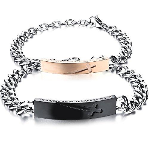 ostan-walk-with-me-316l-acciaio-inossidabile-metallo-con-zircone-bracciale-da-coppie-nuovo-gioielli-