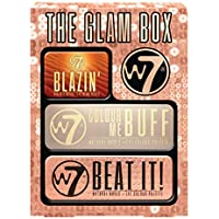W7 The Glam Box - Set de regalo (3 piezas)