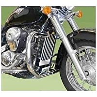 0740nd) Protector de motor, defensas para moto custom de 30mm de diametro. Válidas para moto Daelim Daystar 125 / VL125, Daelim Daystar 125 Fi, ...