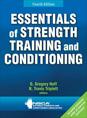 Essentials of Strength Training and Conditioning 4th Edition (English Edition)