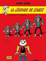Lucky Luke, tome 41 : La Légende de l'Ouest