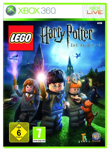 Lego Harry Potter - Die Jahre 1 - 4 [Xbox 360] - Indiana Jones Lego Xbox