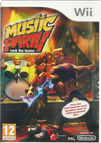 MUSIIC PARTY ROCK THE HOUSE [Edizione : Francia] - Amazon Videogiochi