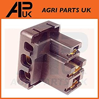 3 Pin Alternator Wiring Repair Plug Kit ACR Socket Connector Lucas Bosch A127