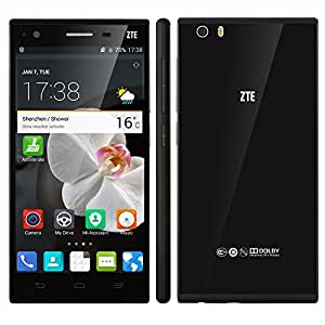 huge selection of 0836c f1b9b Surya ZTE STAR-1 4G Jio Sim Support 4G Mobile Phone with 2G RAM 16 GB ROM 5  inch Screen 8 Mp Camera in Black
