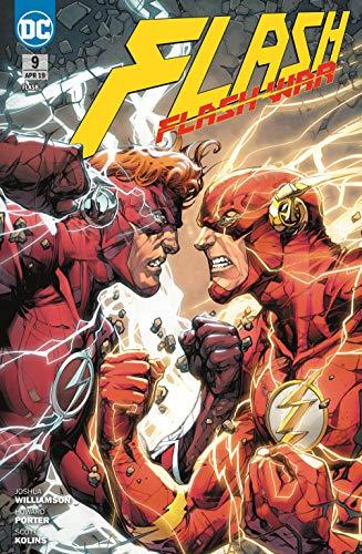 Flash: Bd. 9 (2. Serie): Flash War