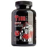 ThoraXin Muskelaufbau Kapseln - Enorme Muskelzunahme bei gleichem Workout
