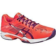 Asics  - Zapatillas de tenis/pádel de mujer gel solution speed 3 clay