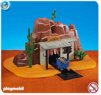 Playmobil 7857 Mina de oro