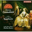 Symphonies : contemporains de Mozart