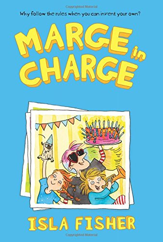 Marge in Charge por Isla Fisher