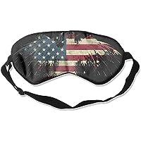 Comfortable Sleep Eyes Masks Americana Flag Pattern Sleeping Mask For Travelling, Night Noon Nap, Mediation Or... preisvergleich bei billige-tabletten.eu
