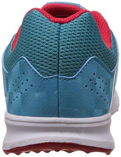 adidas Lk 2 K, Chaussures de Sport Garçon Bleu