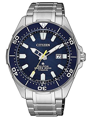 Citizen Eco-Drive Herren-Taucheruhr Promaster Marine BN0201-88L