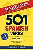 501 Spanish Verbs (501 Verb) (Barron's 501 Verbs)