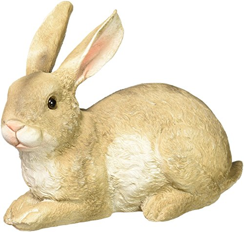 Design Toscano Bashful The Bunny Lying Down Garden